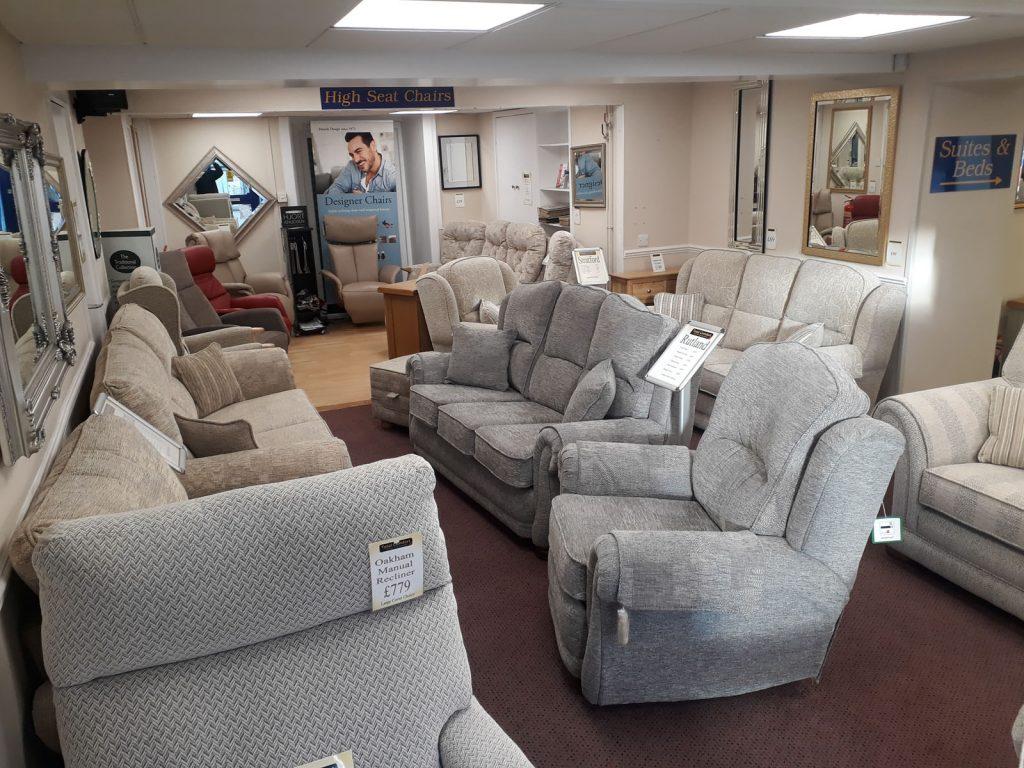Sofas & Suites  Total Comfort